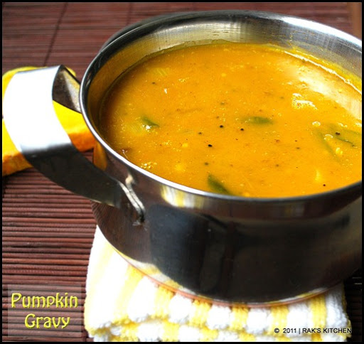 Indian yellow pumpkin recipes